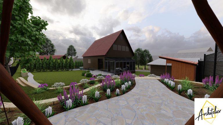 - Záhrada Zemianska Závada  2021
